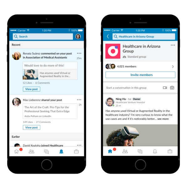 LinkedIn rebuilt LinkedIn Groups from the group up and began re-releasing it across mobile and desktop earlier this month.