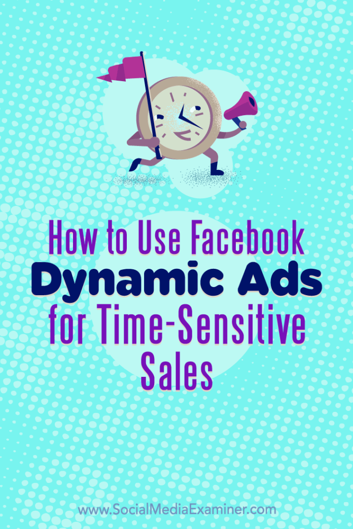 Discover how to set up your product feed to run Facebook dynamic ads with beginning and end dates for Black Friday, Cyber Monday, or other seasonal sales.