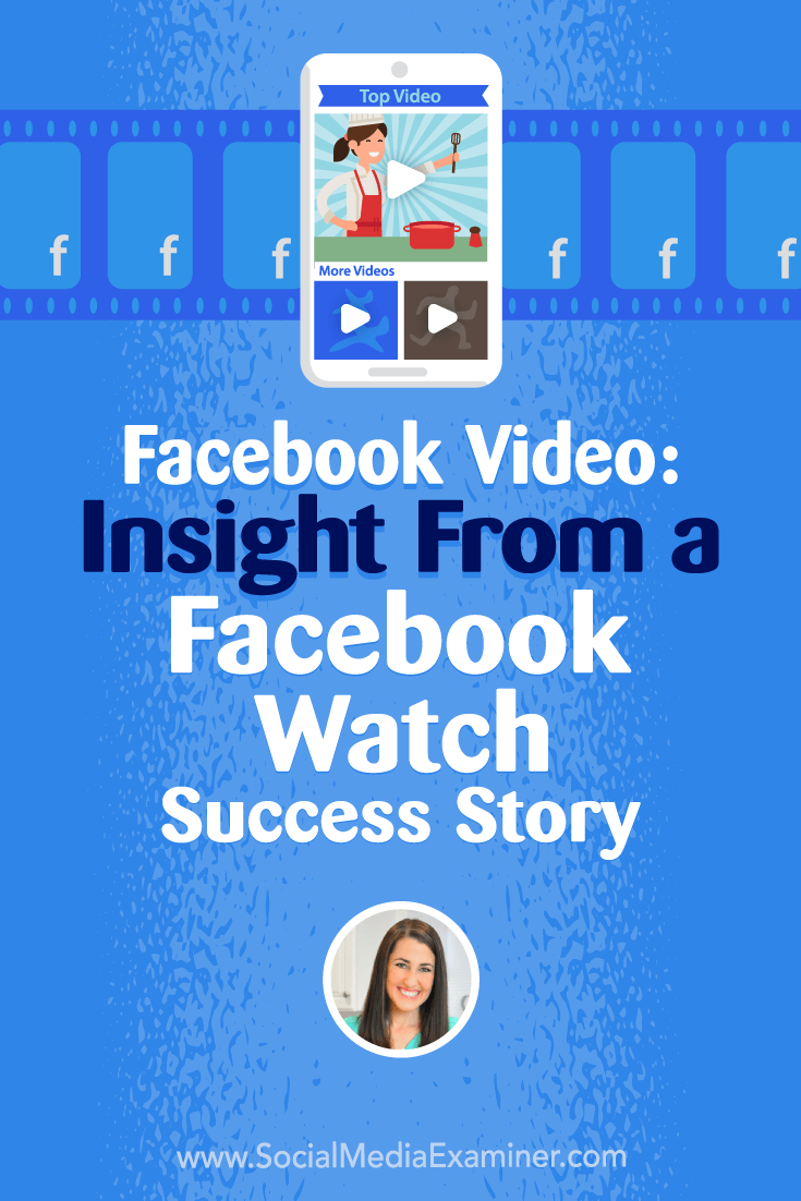 Learn how Facebook Watch compares to pages and YouTube, and discover tips for measuring Facebook video performance and running ads on Facebook Watch.