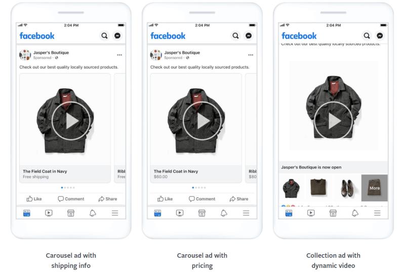 Facebook wendet maschinelles Lernen an, um Marken dabei zu unterstützen, automatisch individuellere Anzeigenerlebnisse für jede Person bereitzustellen und personalisierte Anzeigen zu erstellen, die skaliert werden können.