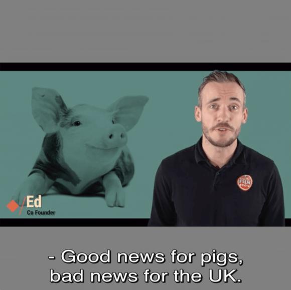 مثال للفيديو مع ترجمات مضافة عبر HandBrake