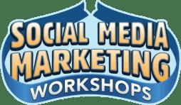 Social Media Marketing Workshops Logo Masthead