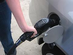Pumping gas