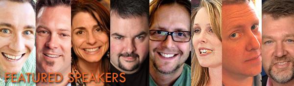 Speakers for Explore Dallas