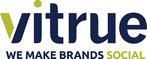 English: Vitrue Logo