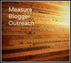 measure blogger outreach roi
