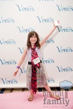 Hannah at Digital Family Summit