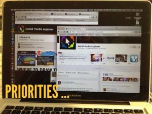 Priorities in Digital Marketing