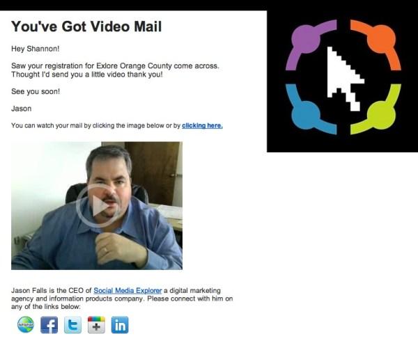 MailVu Video Email