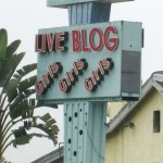 5 Reasons I Won't Be Live Blogging