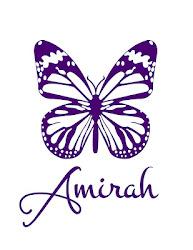Amirah Boston Logo for Social Media Explorer's #GivingTuesday series