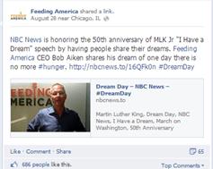 Feeding America MLK