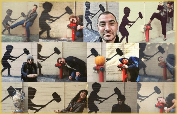 Banksy Hammer