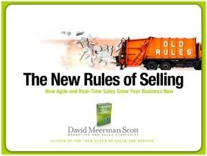 News Rules of Selling