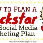 How to Plan a Rockstar B2B Social Media Marketing Plan