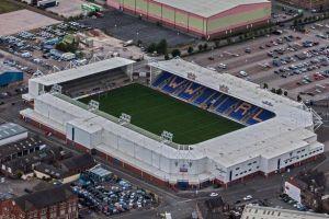 Halliwell Jones Stadium -0 Warrington Business Show