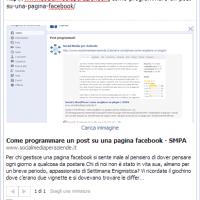 Come condividere un link su facebook