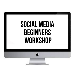 SOCIAL MEDIA SECRETS - BEGINNERS WORKSHOP