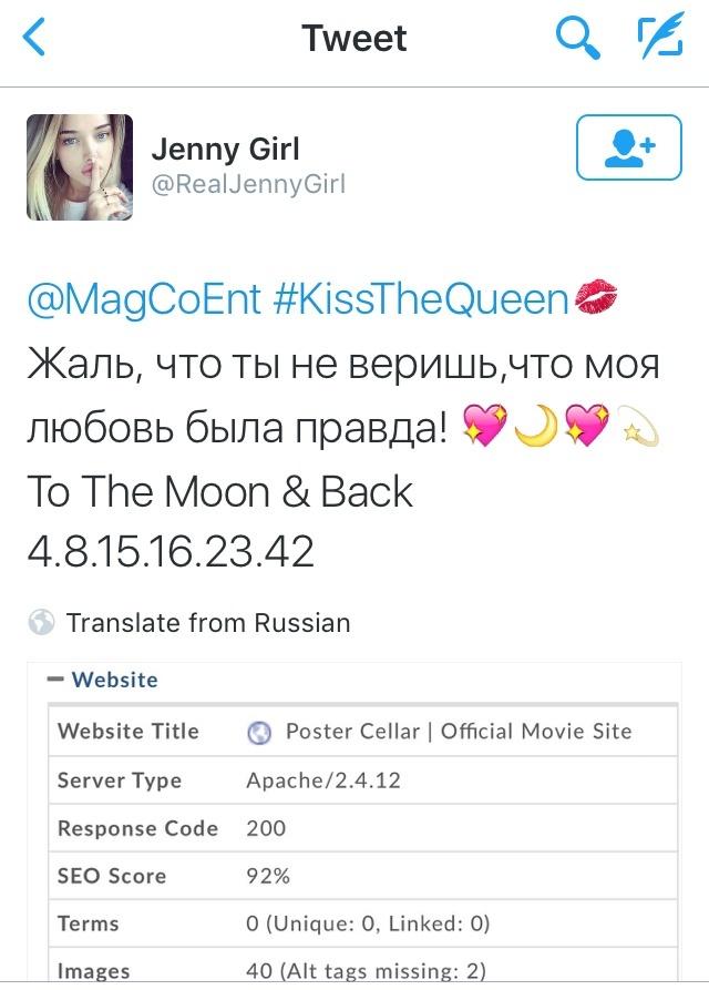 jenny-girl-jennifer-morrell-stolen-website-poster-cellar-godaddy-twitter-tweet-pc