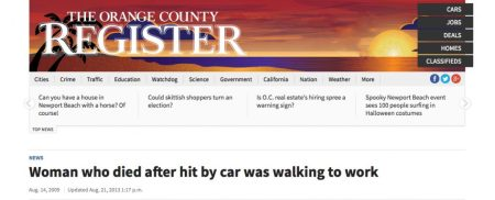 stackpot-michael-caserta-oc-orange-county-register-hit-by-car-death-in-family-august-2013