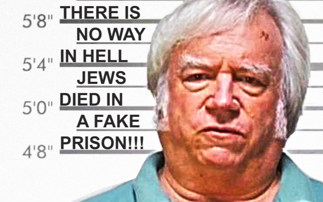 Holocaust denier James Fetzer