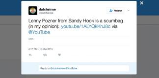 dutchsinse: Lenny Pozner is a scumbag???