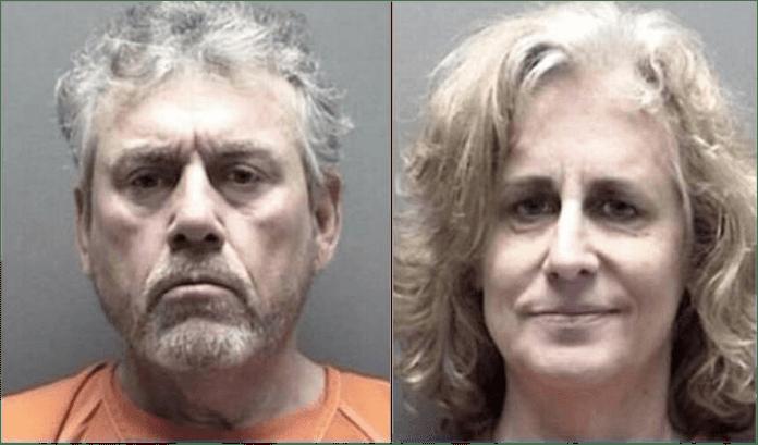robert-ussery-jodi-mann-mugshot-mugshots-mug-shot-shots-shooting-arrested-arrest-side-thorn-conspiracy-granny-2018