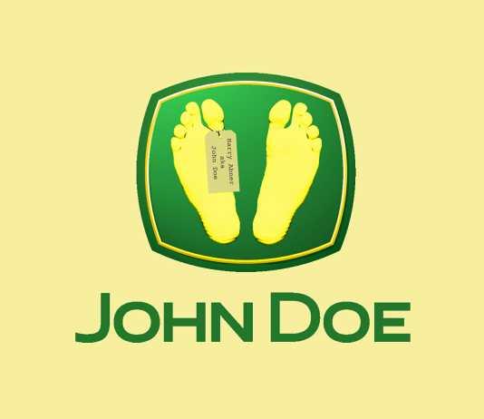 Harry Abner (Covington, Kentucky) is John Doe