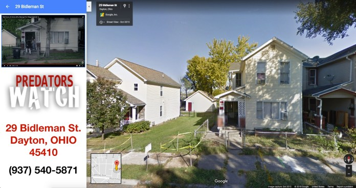 Scott Breitenstein Home Address: 29 Bidleman Street - Dayton, Ohio - 45410 - (937) 540-5871