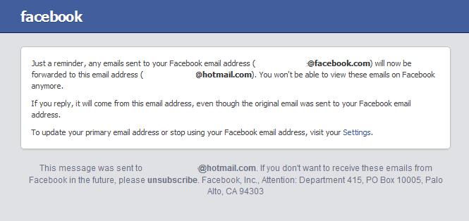FacebookEmailAddress