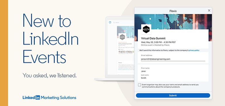 LinkedIn Adds New Event Features, Rolls Out Video Meeting Options via  LinkedIn Messages | Techtoptu.com