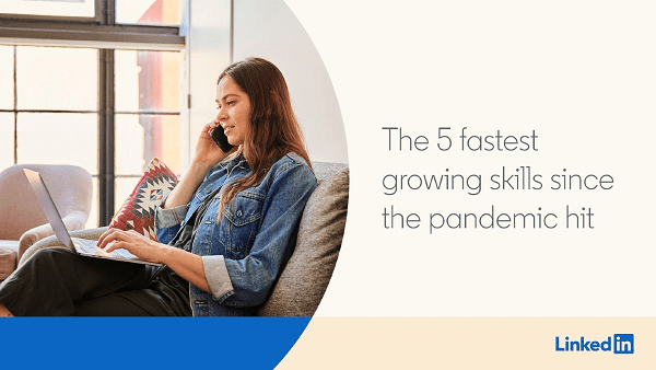 5 fastest growing skills