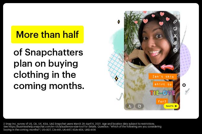 Snapchat school spending