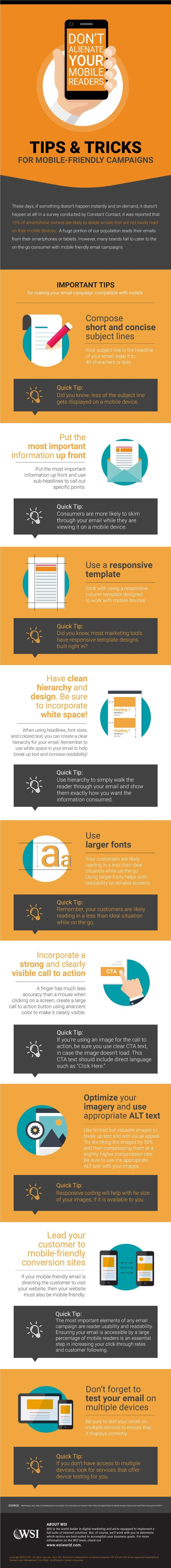 Don't Alienate Your Mobile Readers [Infographic] | Social Media Today