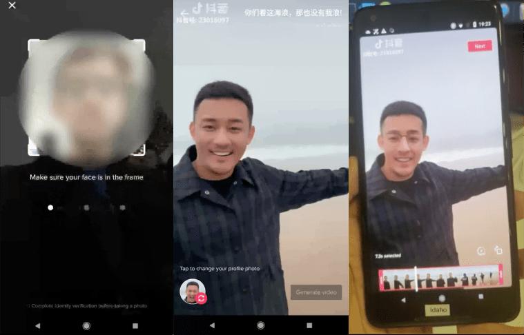 TikTok deepfake tool