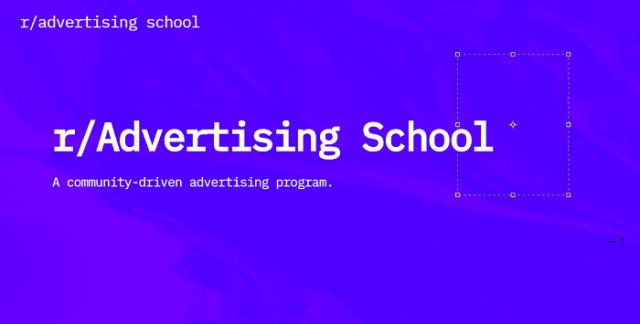 Reddit Advertising School