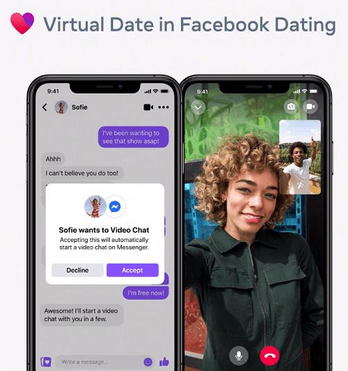 Facebook Dating video