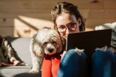 Antes de aceptar trabajar desde casa, verifica que tienes una buena conexión a Internet