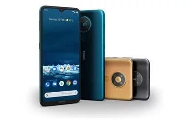 El Nokia 5.3 es el modelo de gama media que sale a la venta a 205 dólares