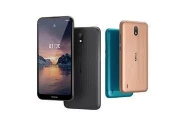 Por su parte, el modelo de entrada es el Nokia 1.3, con un precio estimado de unos 105 dólares