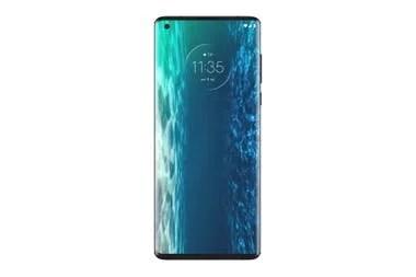 La pantalla del Edge es más grande comparado con el Galaxy S20 y el OnePlus 8