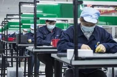 China está invirtiendo muchos recursos en la modernización de la industria para contrarrestar el aumento del coste de la mano de obra