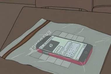 """""""La policía se quedó con mi teléfono durante dos semanas"""""""