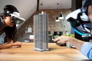 Las tecnologías de realidad aumentada y virtual para el comercio han crecido en sectores como el inmobiliario