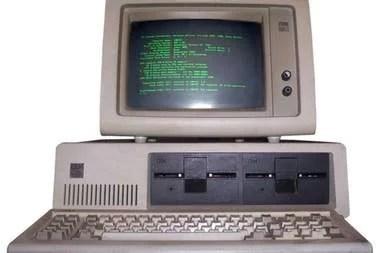 La PC de IBM costaba unos US$1565