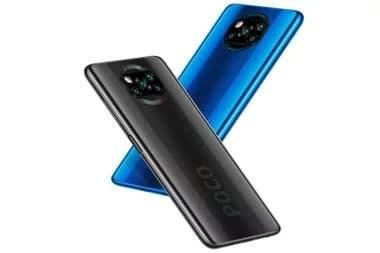 Los colores del Poco X3 NFC de Xiaomi
