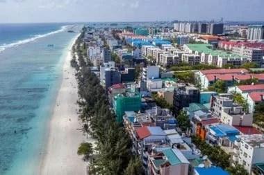Hulhumalé espera convertirse un modelo para el desarrollo de otras ciudades