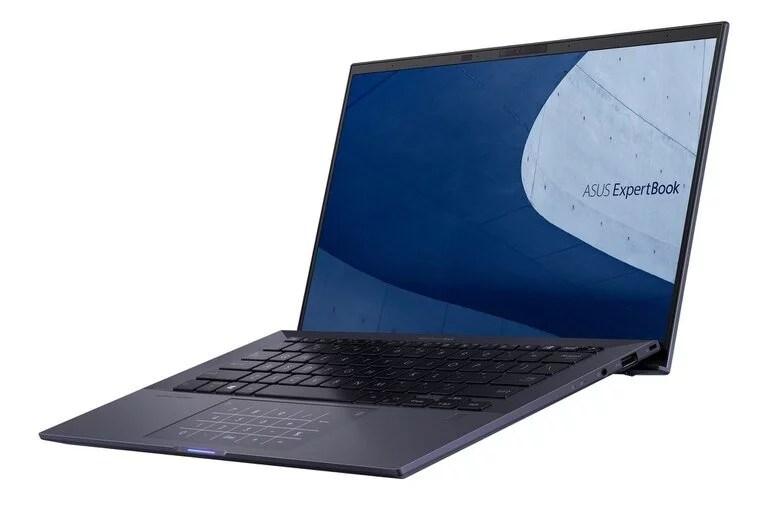 Una Asus ExpertBook B9