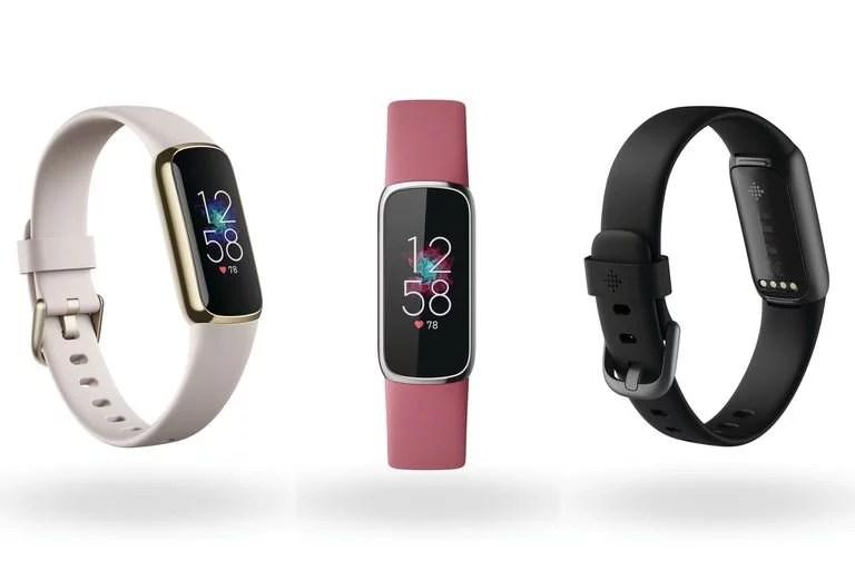 La pulsera Fitbit Luxe tiene una autonomía de cinco días, y ofrece una pantalla Amoled siempre visible