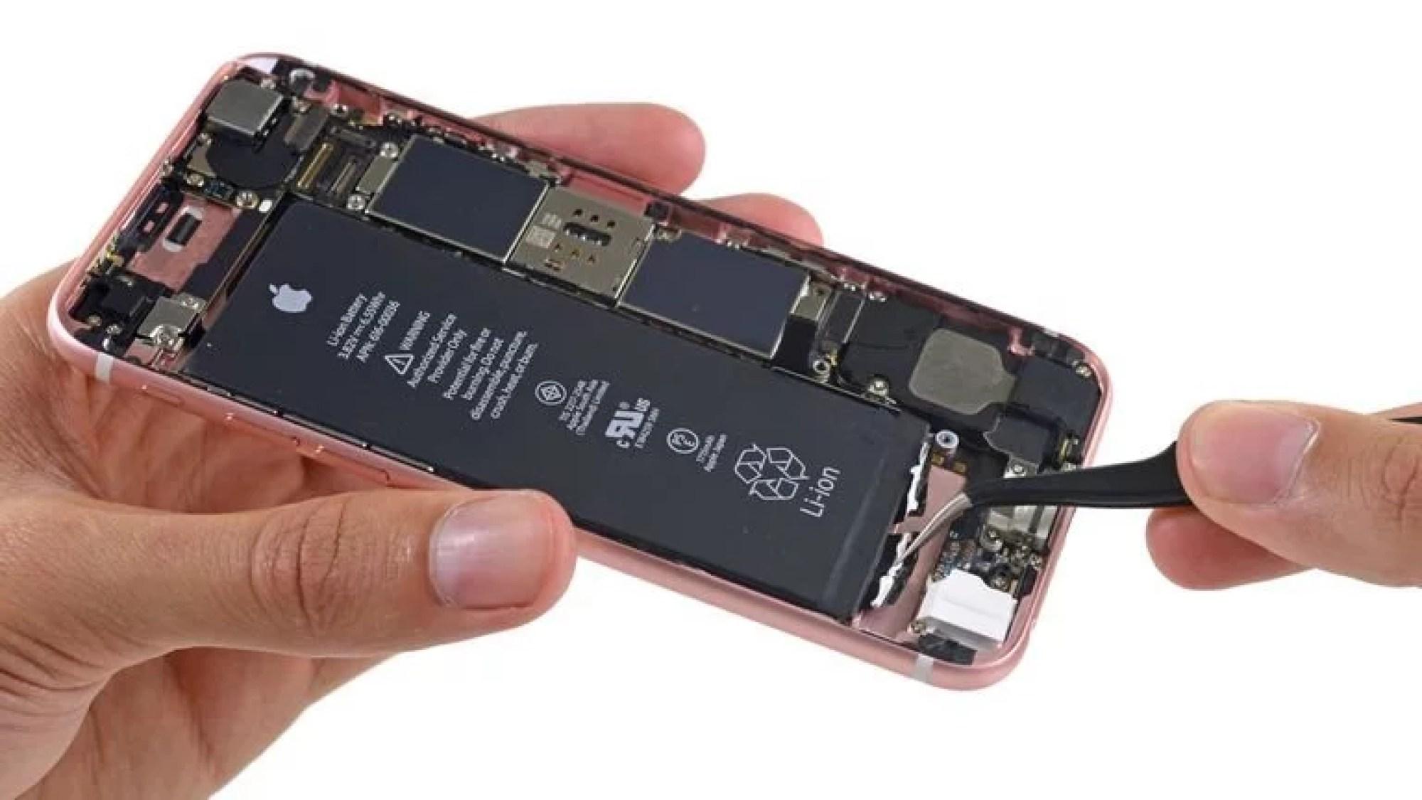 Francia elaboró un índice de reparabilidad donde Apple recibió una calificación que no superó los 7 sobre 10 puntos posibles